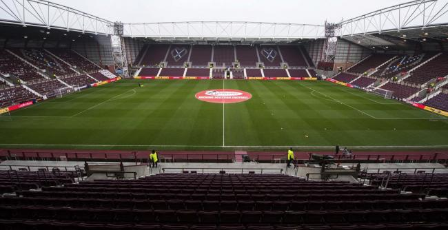"""Fan behaviour """"beggars belief"""" says Hearts owner Ann Budge as section of  Tynecastle is closed 
