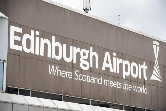 Edinburgh Airport hit by passenger drop following termination of London Stansted route