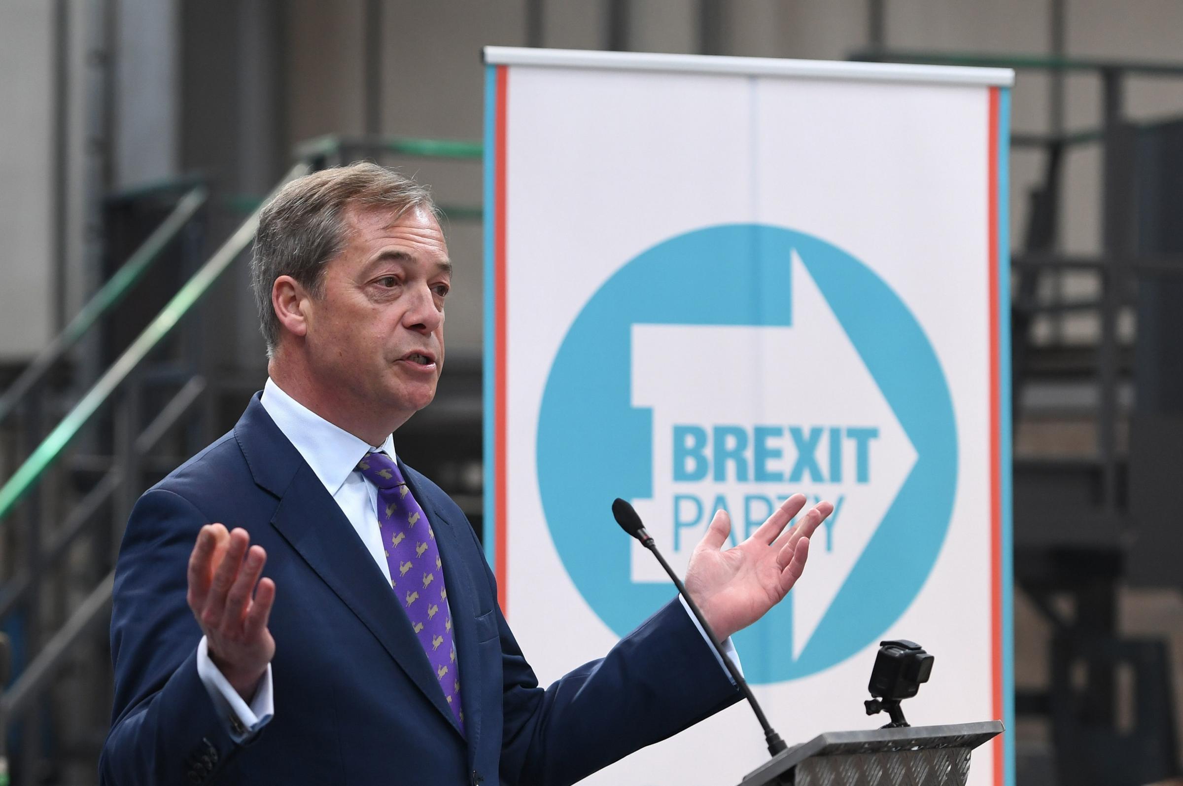 EU dream of Tusk may prove antidote for Farage's Brexit nightmare