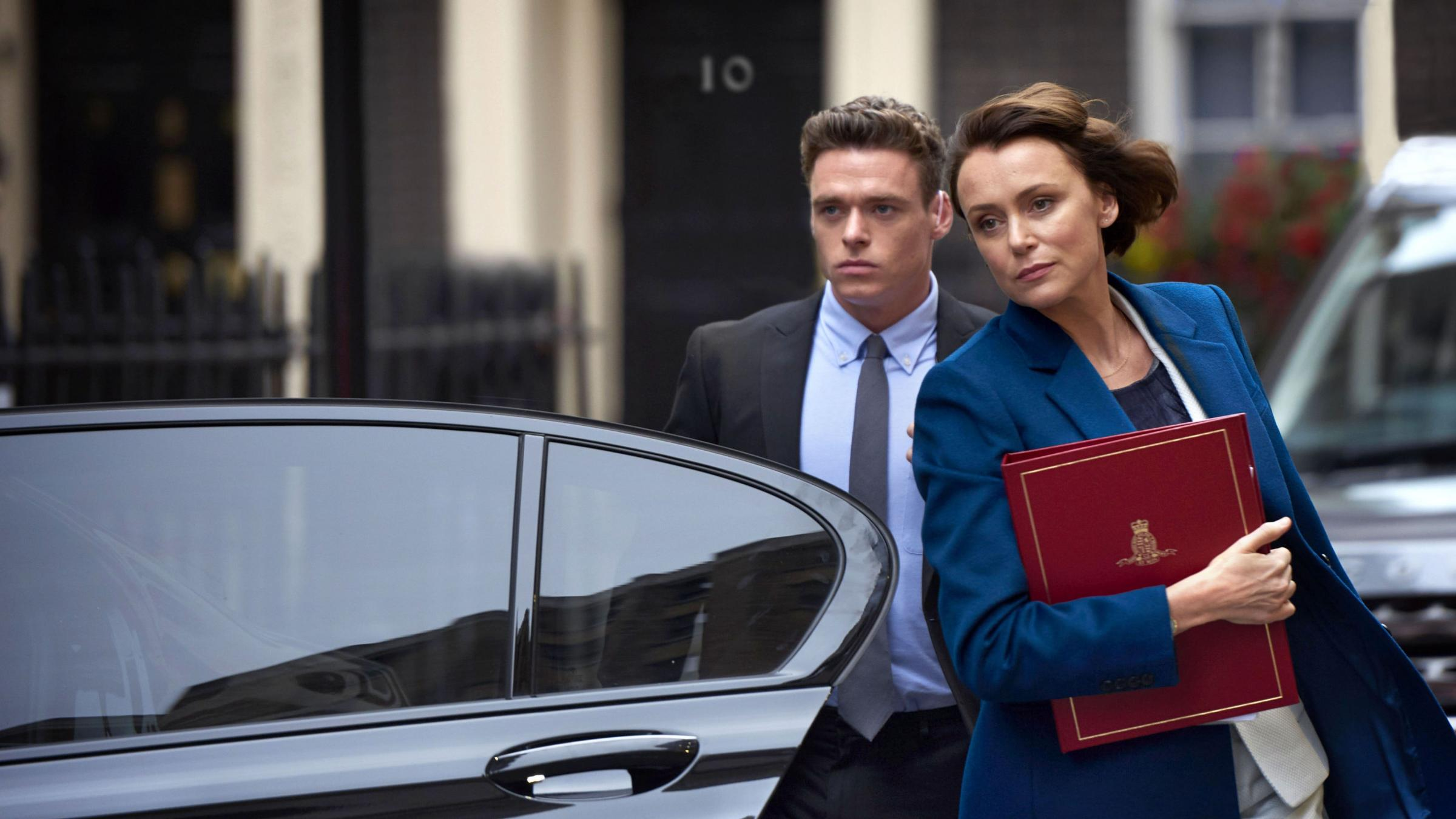 Bodyguard creator thrilled at theories on Julia Montague's fate
