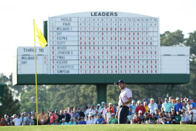 It's all to play for on the final day of the Masters