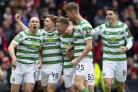 Celtic enjoyed another good day at Hampden Park.