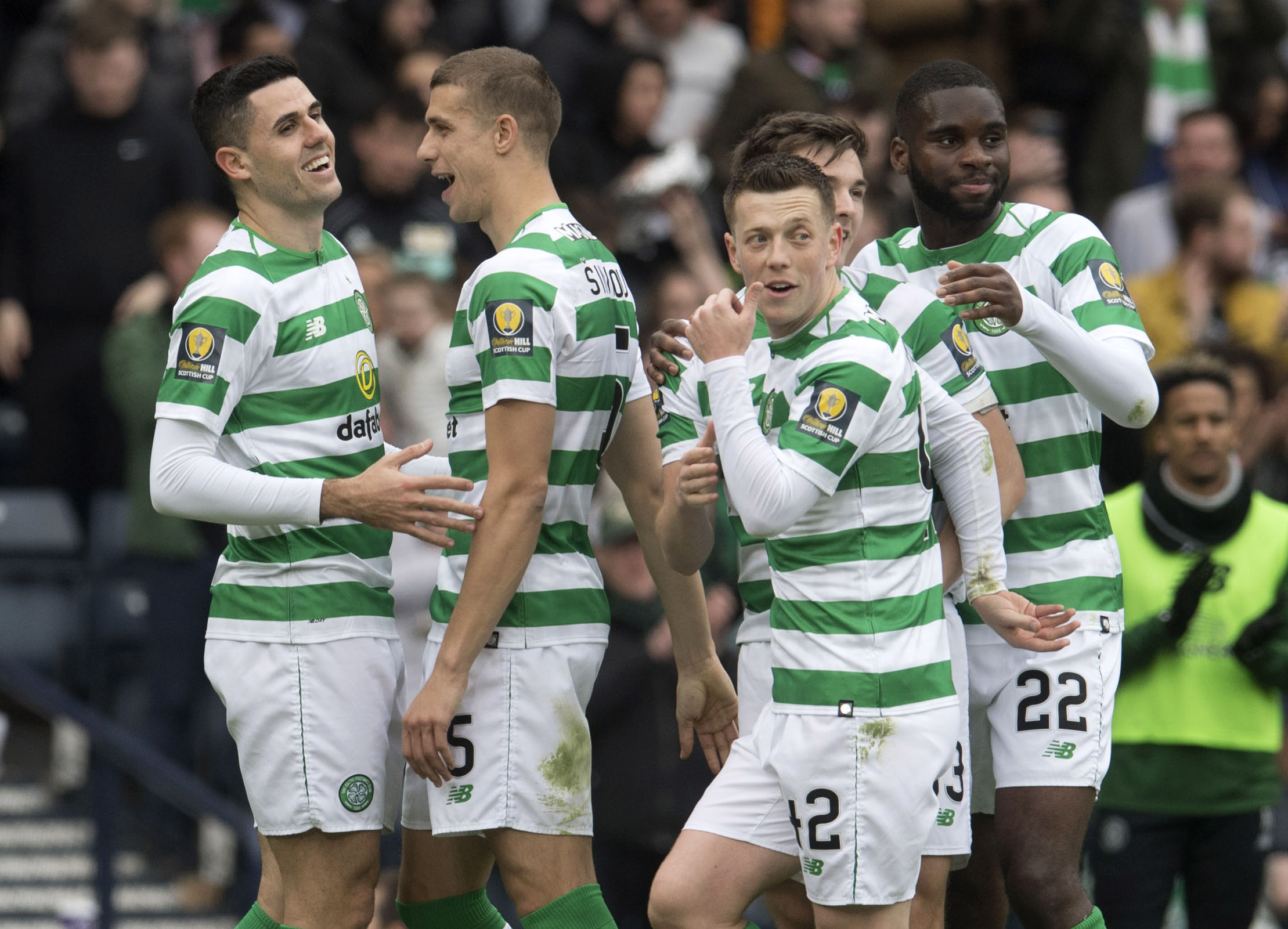 The Celtic players want Neil Lennon to get the job, says Jozo Simunovic