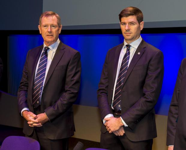 HeraldScotland: Dave King and Steven Gerrard