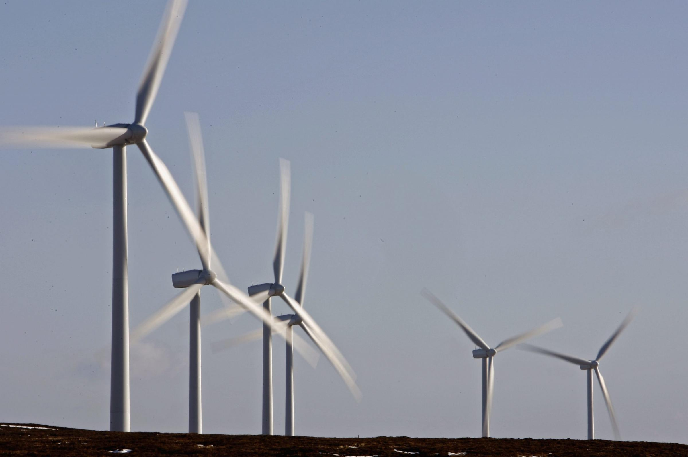 bff5b08c7 Scots wind farm portfolio sold for £50m to pension funds firm ...