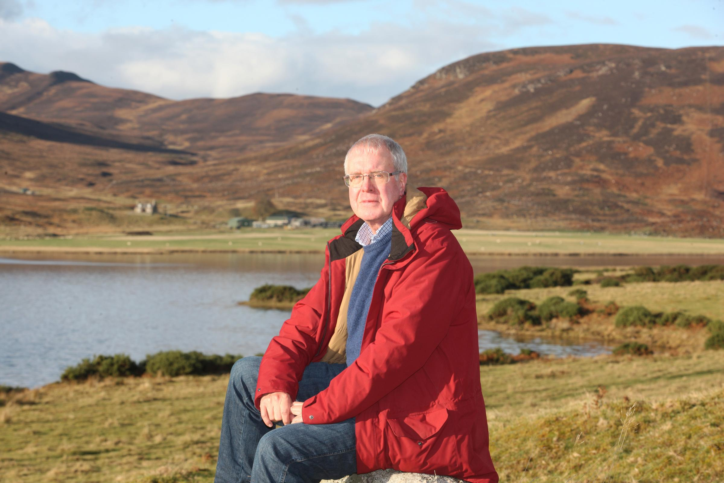 We can undo the Clearances and re-people the Highlands, says Professor Jim Hunter