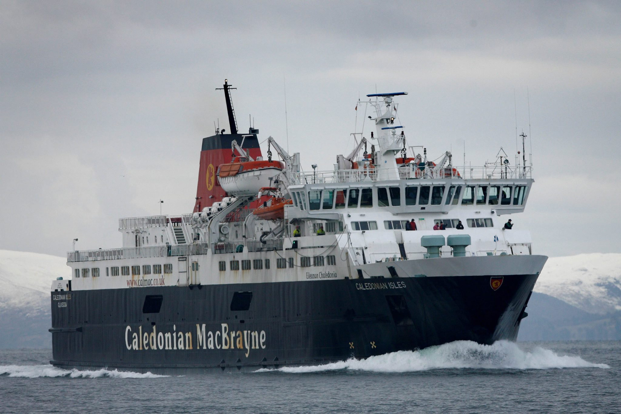 The Caledonian Isles