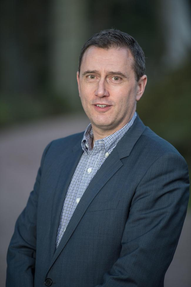 Russell Borthwick, chief executive of Aberdeen & Grampian Chamber of Commerce.