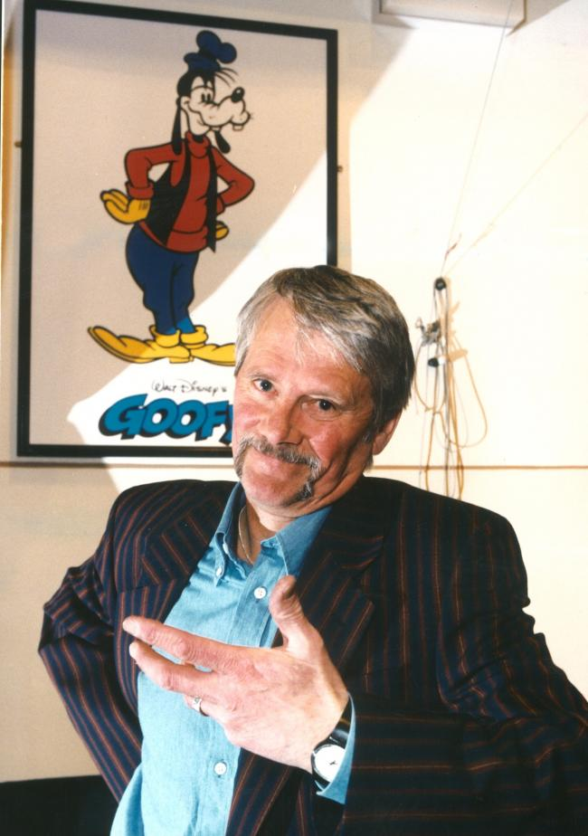 Legendary Scots cartoonist Malky McCormick dies aged 76