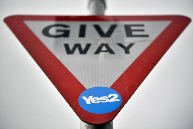 Letters: SNP must win 2021 majority before any indyref2
