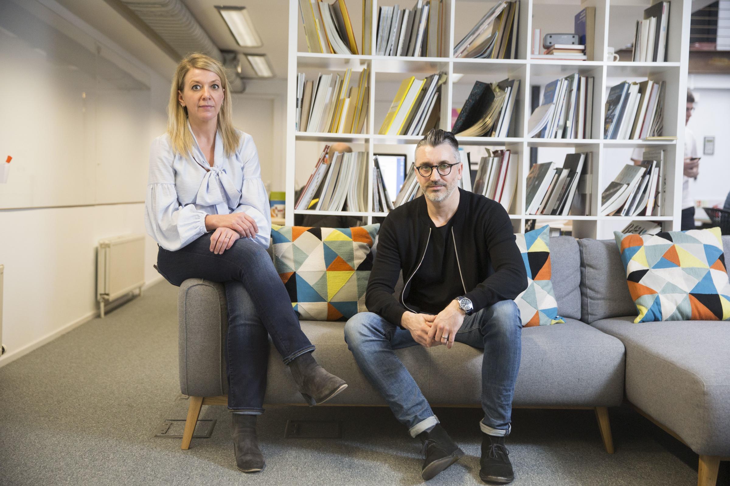 Glasgow agency installs new leadership team
