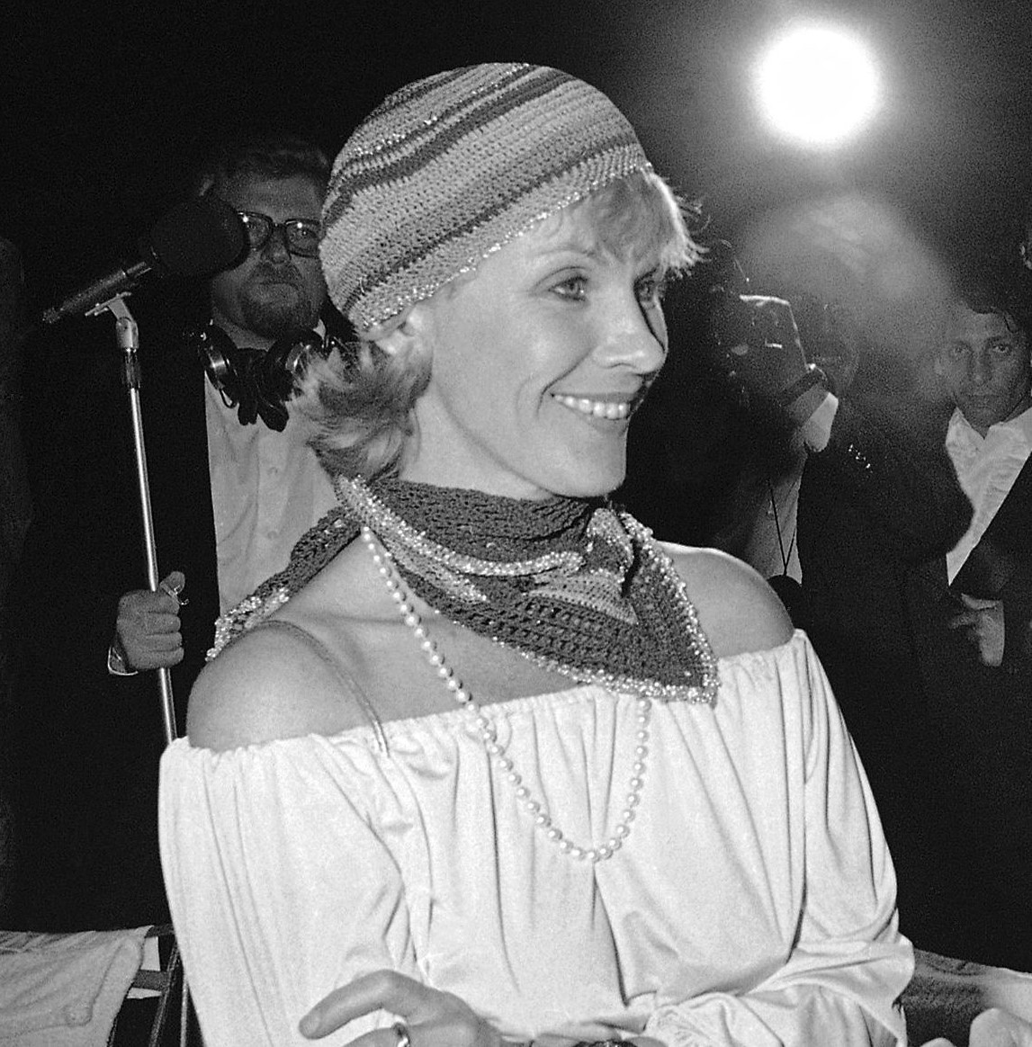 bibi andersson now