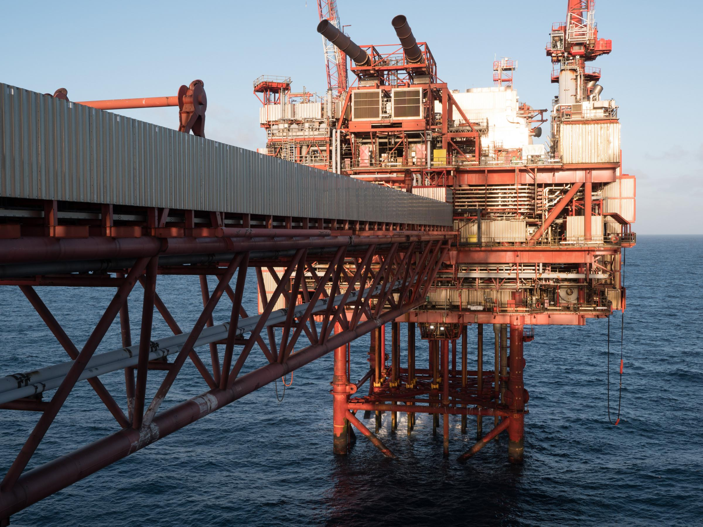 Chrysaor operates the North Everest field in the North Sea