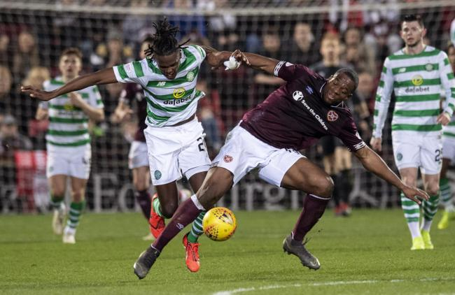 Celtic and Hearts will meet on May 25 at Hampden