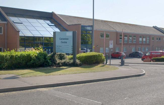 Former patients at the Carseview Centre in Dundee said patients were often violently restrained