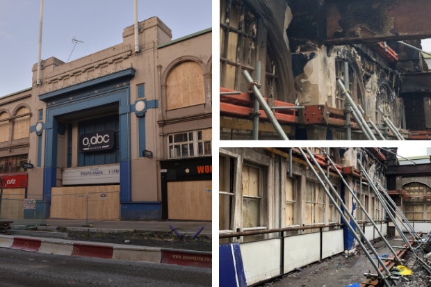 Historic Environment Scotland calls for Glasgow's O2 ABC building to be saved
