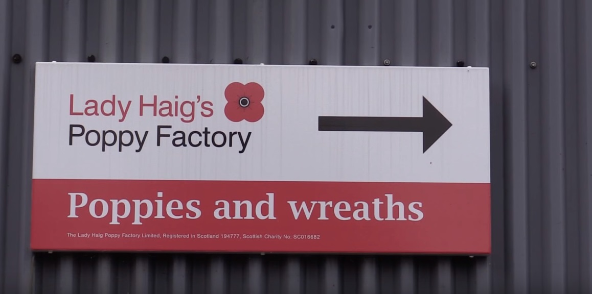 Scots poppy factory to shut for two years for health and safety work
