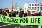 Extinction Rebellion protesters are trying to avert climate breakdown