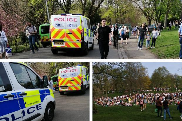 Arrests after Easter Friday 'disturbance' in Kelvingrove