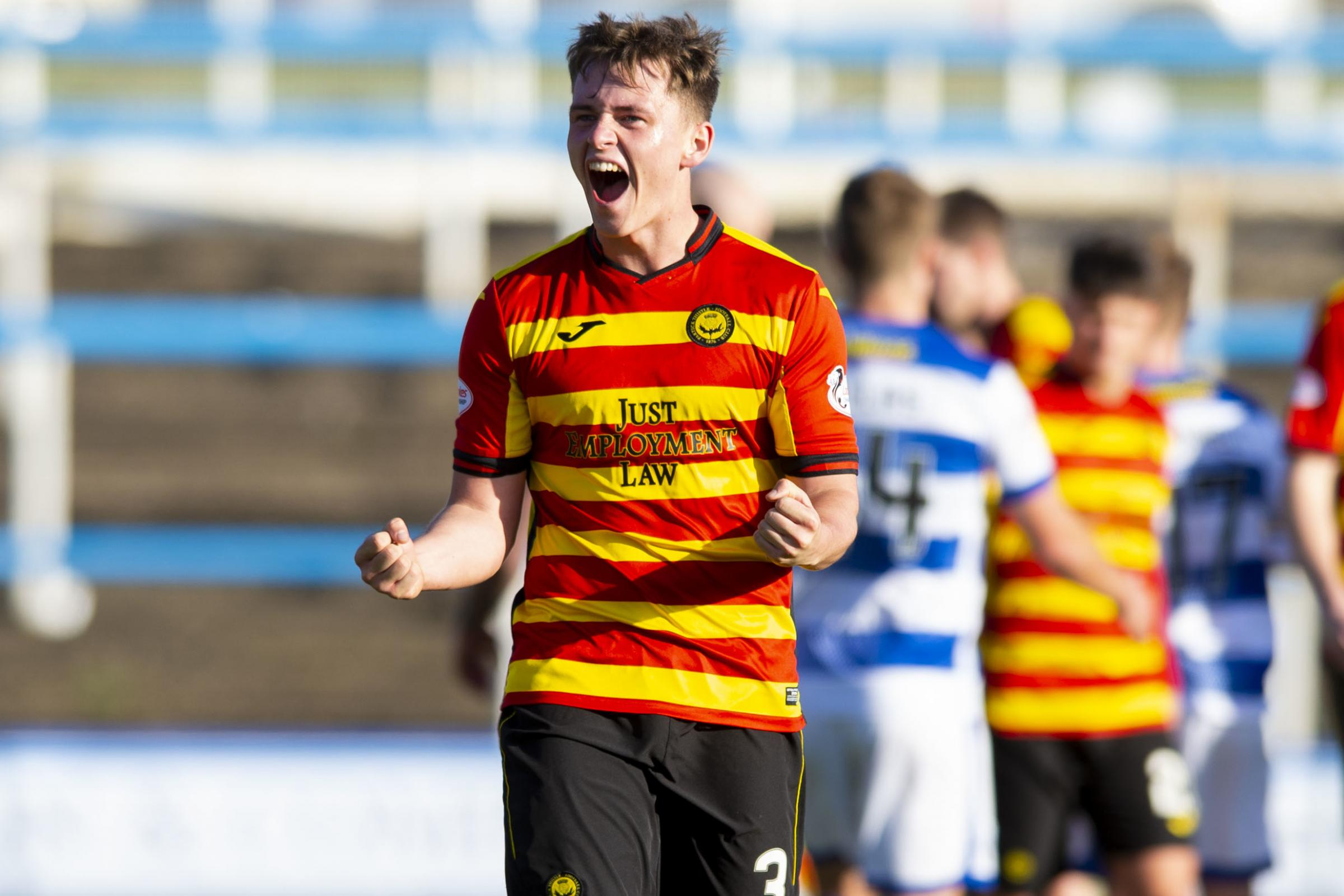 James Penrice says points are all that matter for Partick Thistle against Ayr United despite milestone