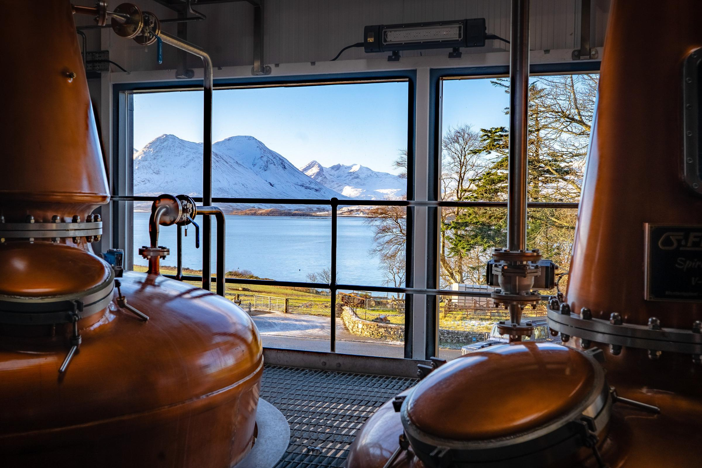 Festival allows whisky lovers to see the inner sanctum of islands' dram culture