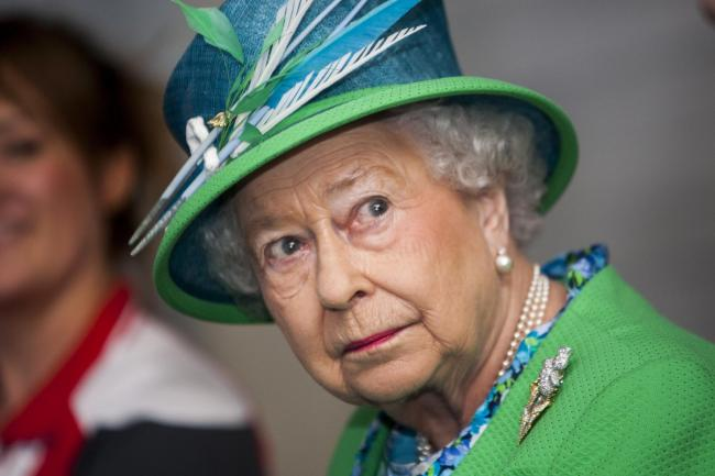 The Queen was asked to intervene in the independence referendum by David Cameron.