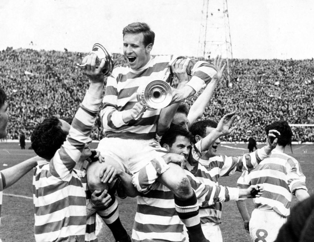 On this day in 1975: Billy McNeill makes final appearance for Celtic