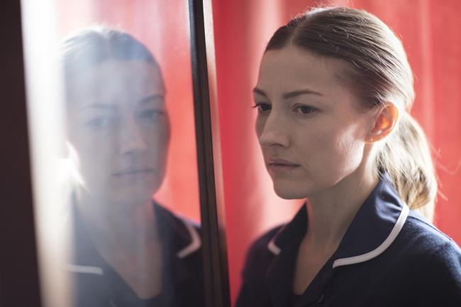 Undated BBC Handout Photo from The Victim. Pictured: Kelly Macdonald as Anna Dean. See PA Feature SHOWBIZ TV The Victim. Picture credit should read: PA Photo/BBC/STV/Mark Mainz. WARNING: This picture must only beÊused to accompany PA Feature SHOWBIZ