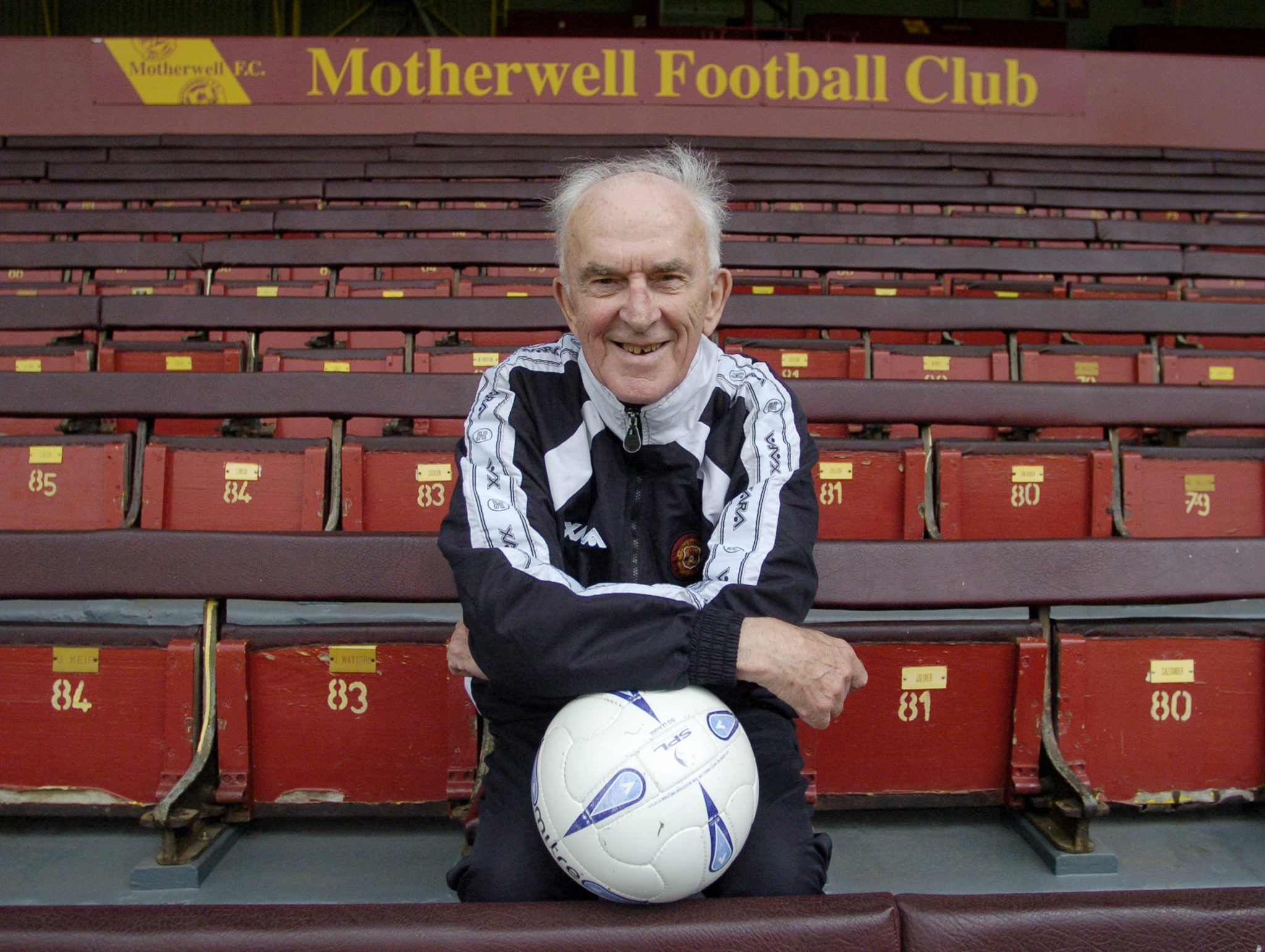 Obituary: James Martin, long-serving minister and chaplain to Motherwell Football Club