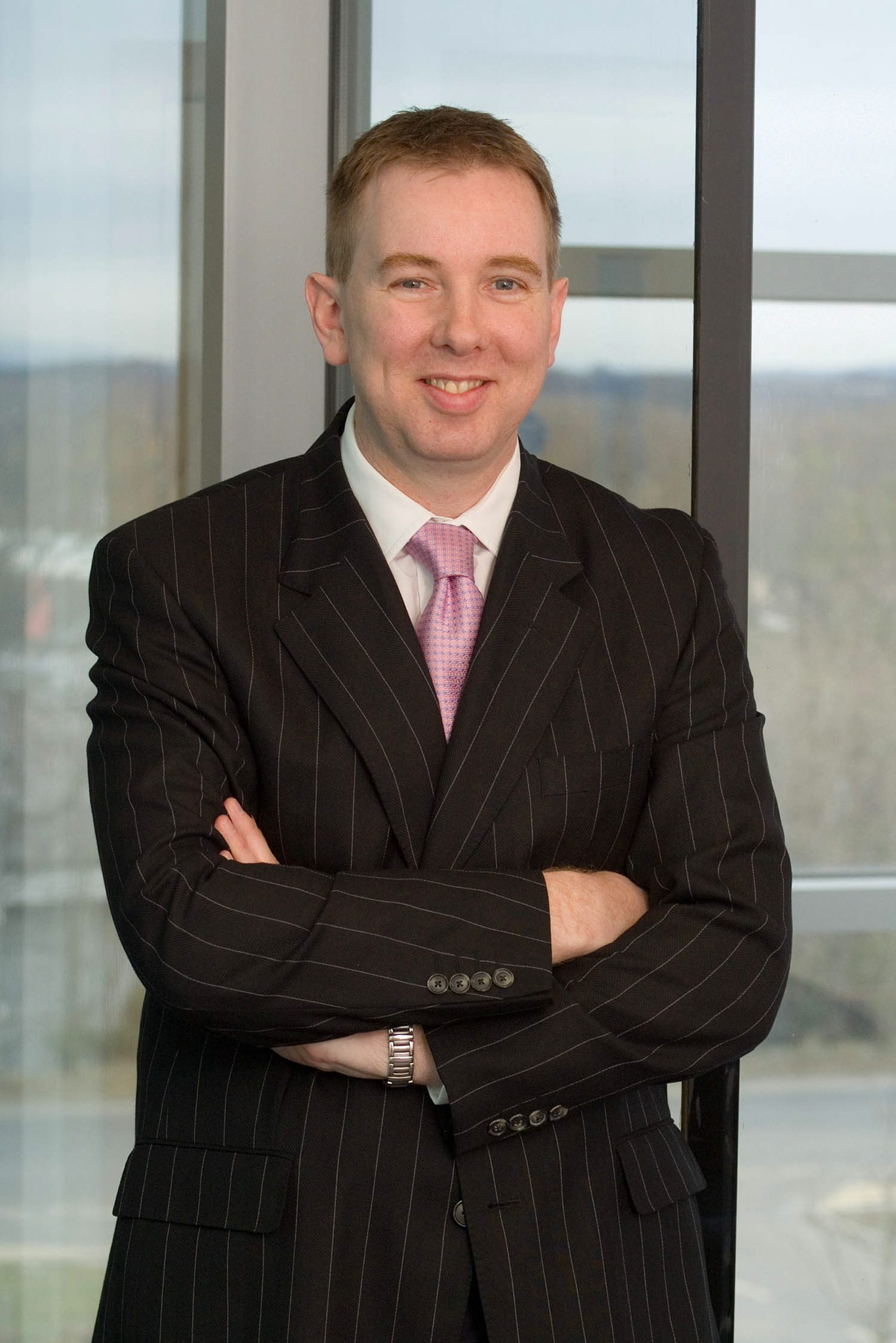 John Brodie, chief executive, Scotmid