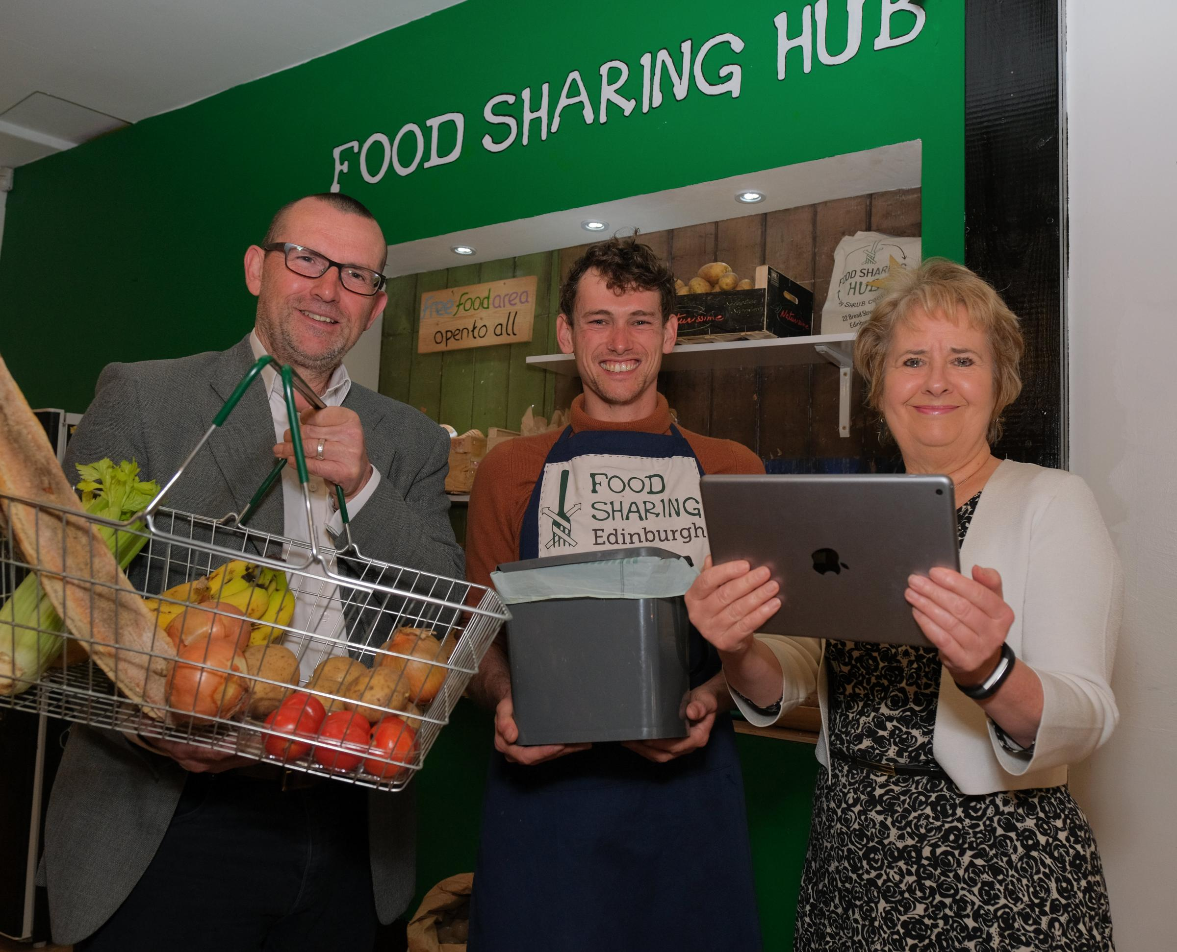New Scotland-wide campaign to cut food waste and curb climate change