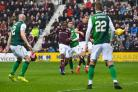 Hearts travel to Easter Road this weekend PHOTO: SNS