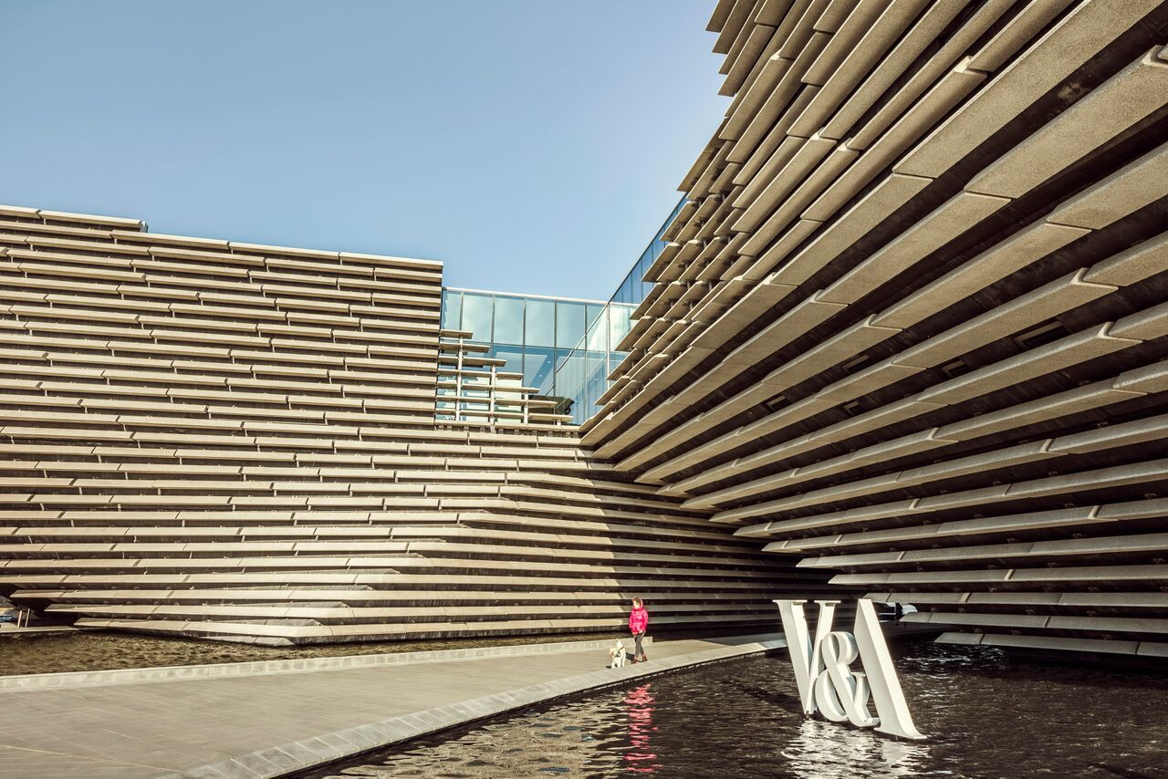 Dundee V&A short listed for Museum of the Year