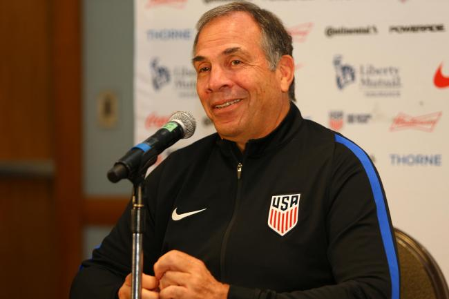 Bruce Arena has had a lot of success with the US national team