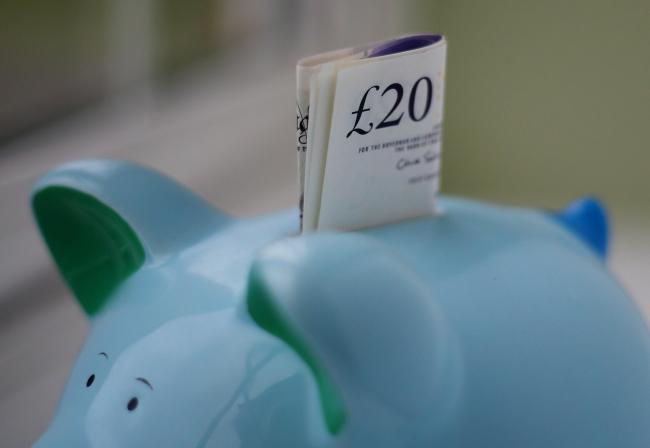 No easy-access savings accounts can beat the current rate of inflation. Picture: Gareth Fuller/PA Wire.