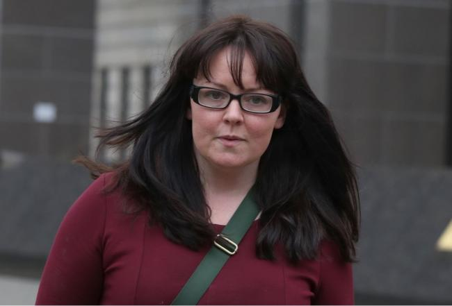 Former SNP MP Natalie McGarry due back in court over £25,600 embezzlement