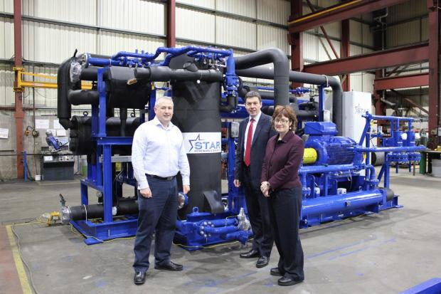 HeraldScotland: Renewable district heat pump technology nominated twice for top industry awards