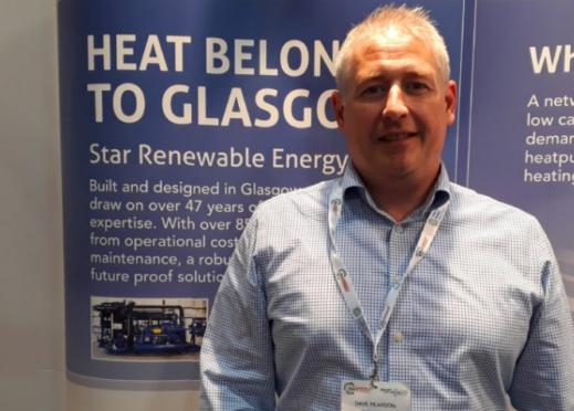 Dave Pearson, Director Star Renewable Energy
