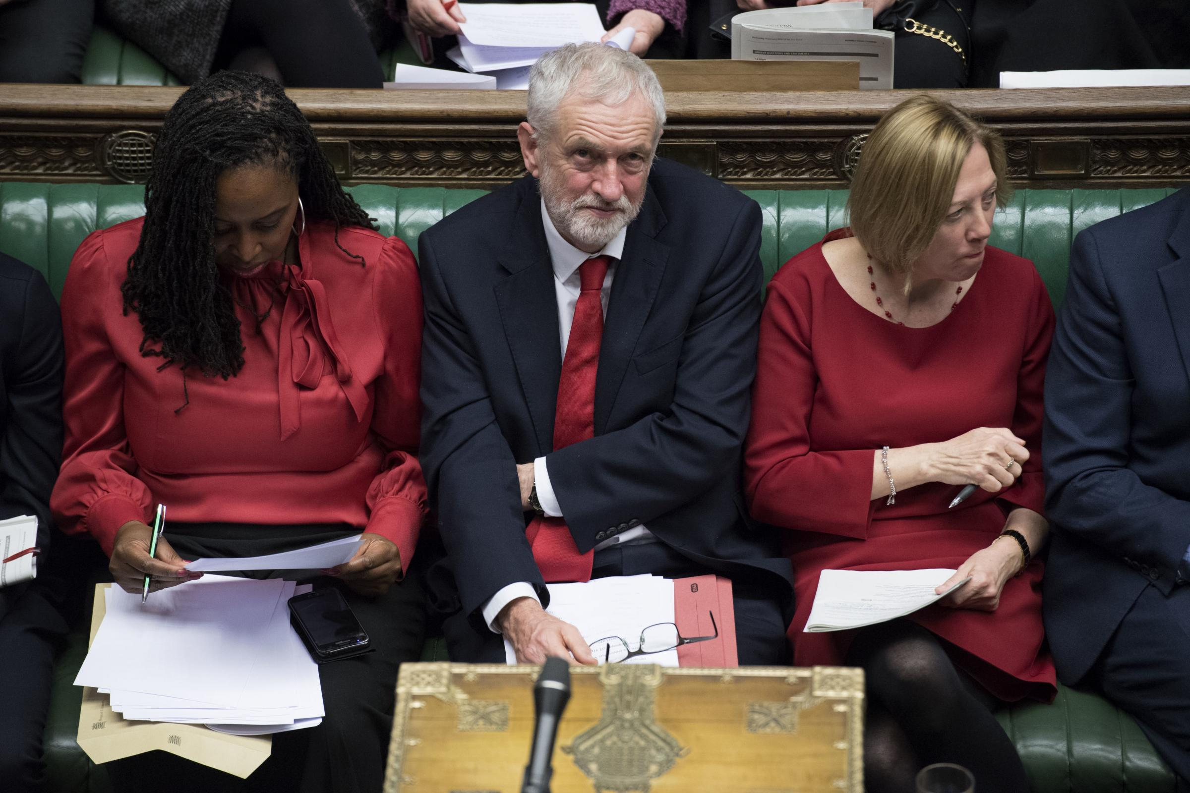 PMQs: Jermey Corbyn says Government is