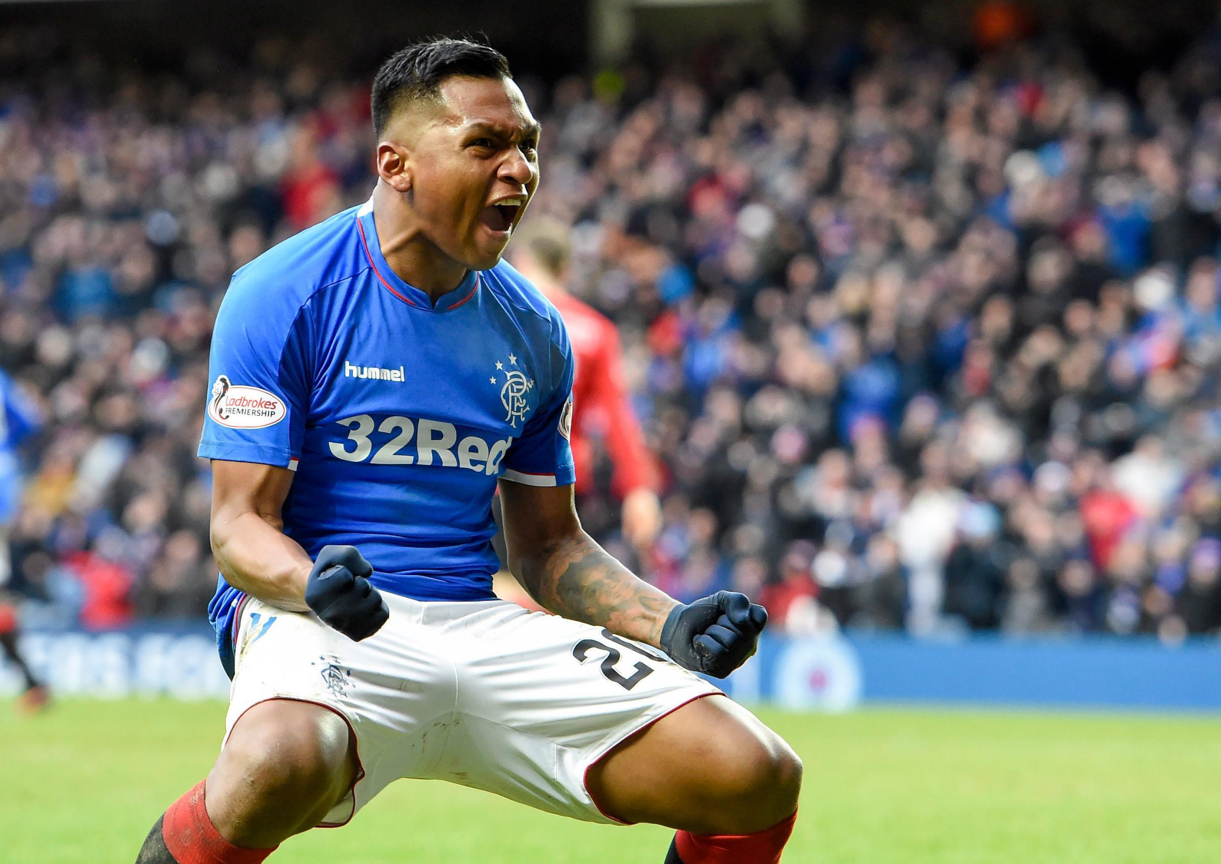 Europa League as it happened: Rangers and Aberdeen progress as Kilmarnock suffer shock defeat