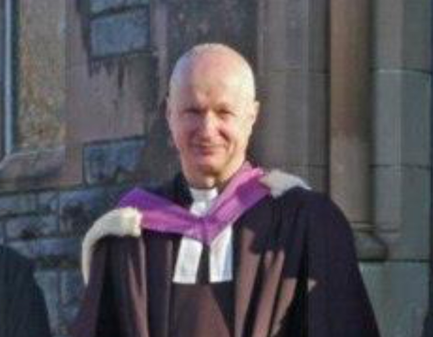 Rev Johnny Paton