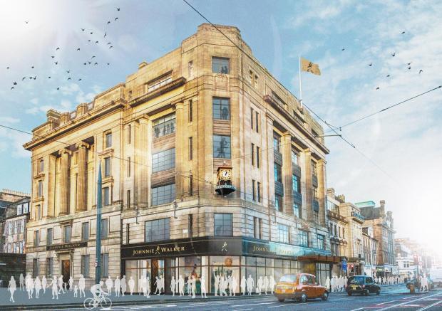 Diageo's Edinburgh whisky tourism centre set for go-ahead today