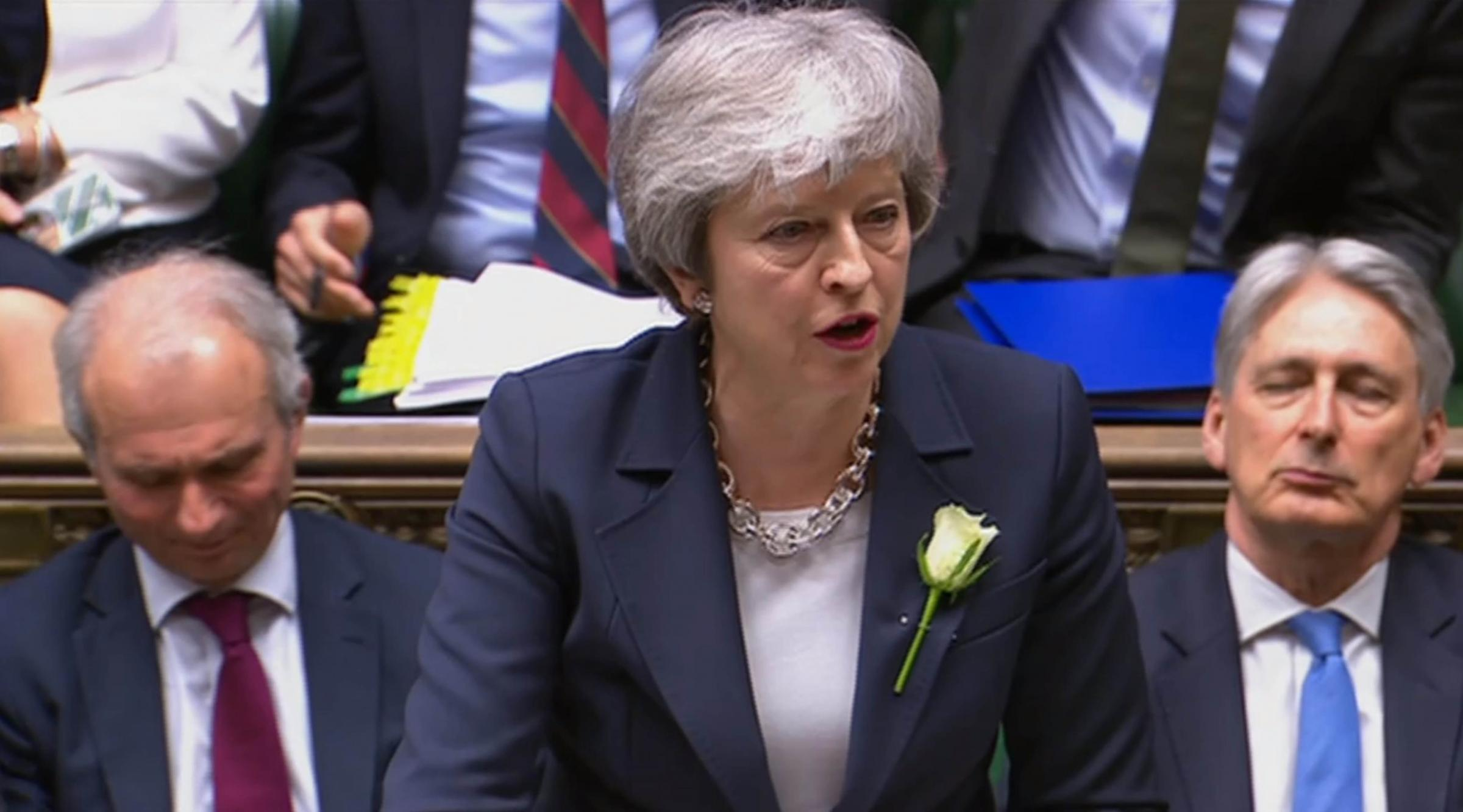 Theresa May on brink of resignation amid backlash from ministers