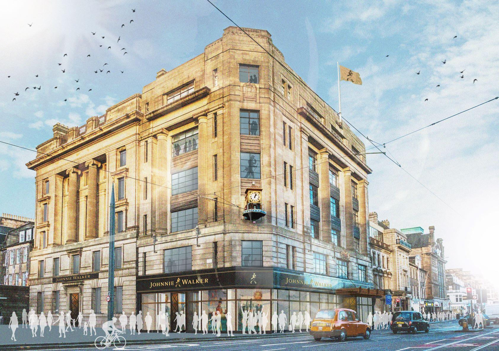 Diageo's Edinburgh whisky tourism centre gets go-ahead