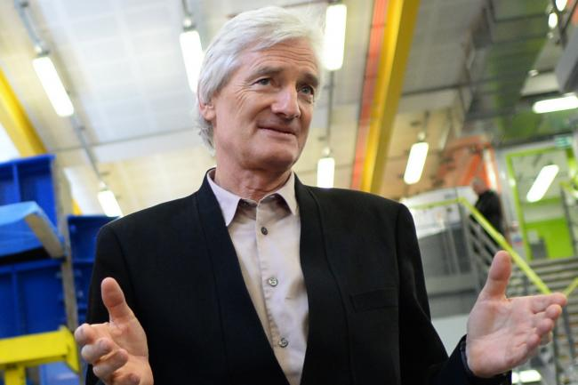 Dyson electric car set for 2021 launch says Sir James