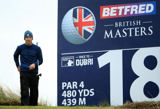 big sale 0e65b 0c6fe Matthew Jordan leads the British Masters after a fine 63