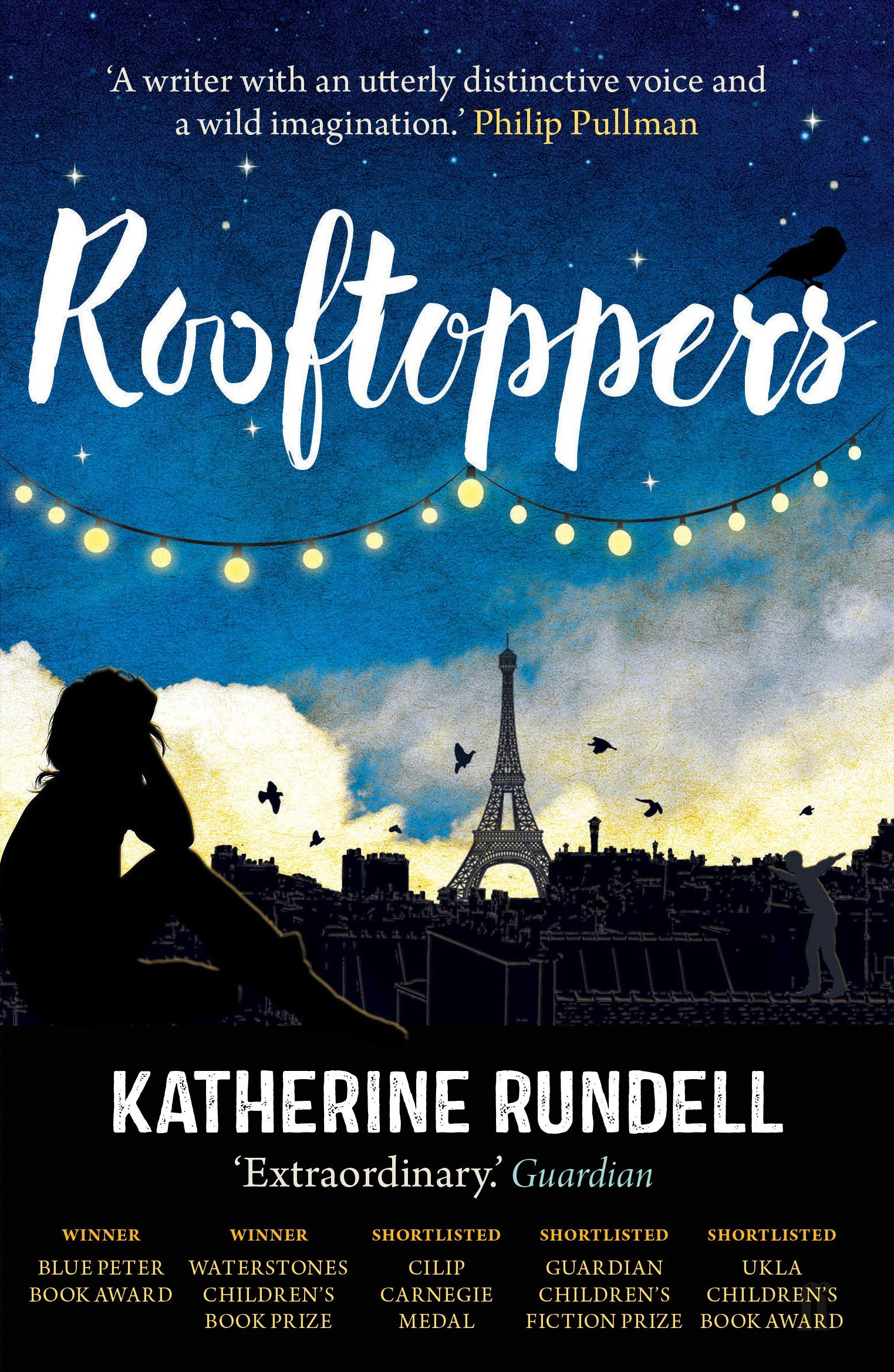 Roof-toppers by Katherine Rundell