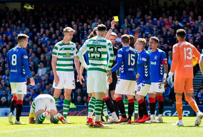 3b40922cf9 Celtic captain Scott Brown  Flanagan hit me in the face and should ...