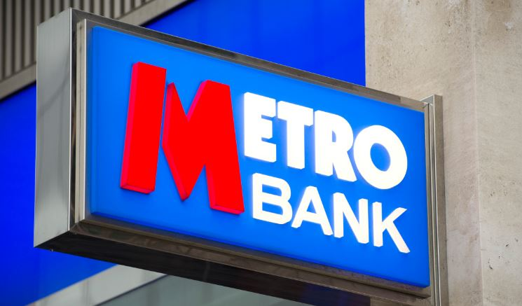 Metro Bank shares fall after reassuring over fundraising