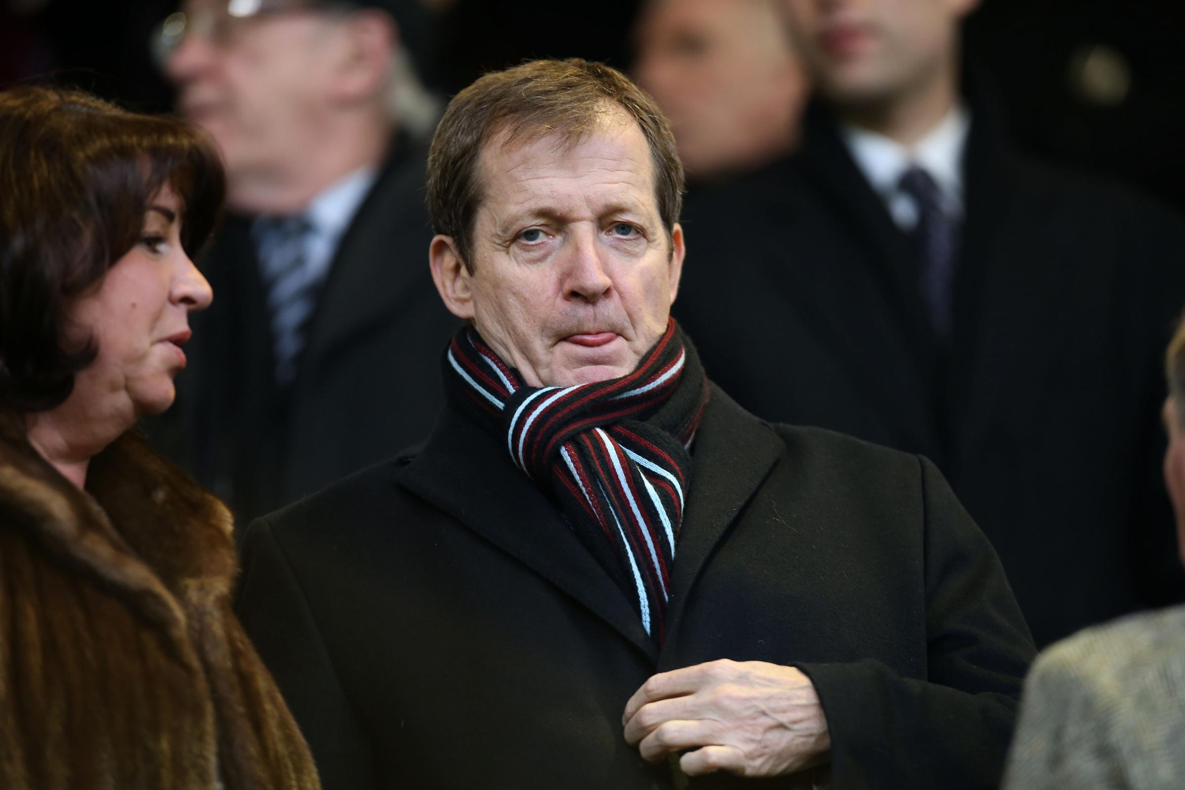Alastair Campbell's alcoholism made him 'manipulative' and 'eratic'